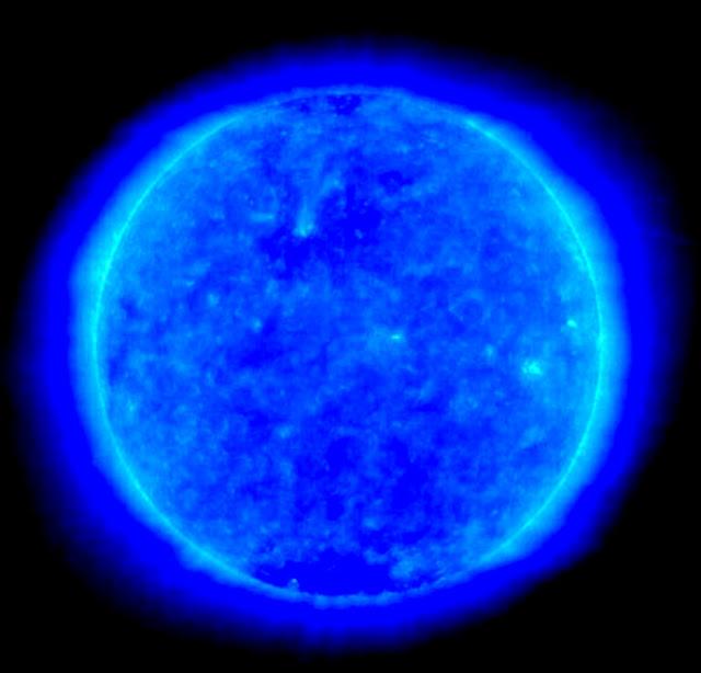 Alcyone gigante azul dos fótons