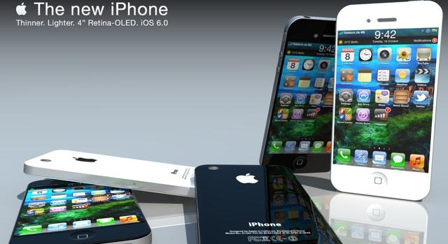 iPhone 5 Display made by Sharp