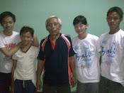 BANG  YUS &  FAMILY