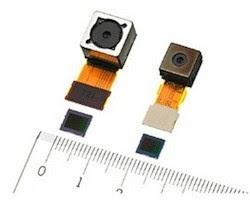 17.7 megapixel CMOS sensor