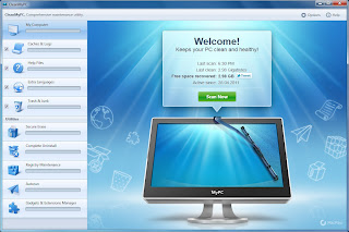 Free Download CleanMyPC 1.5.7 (x86/x64) with Crack Full Version