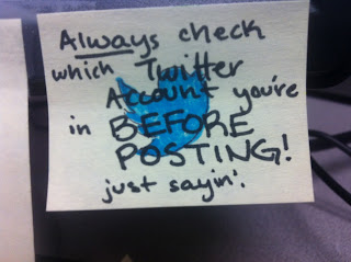 Twitter Reminder