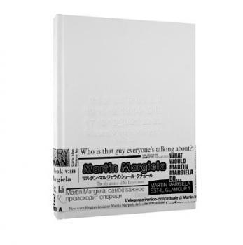 Libro de Rizzoli sobre Martin Margiela