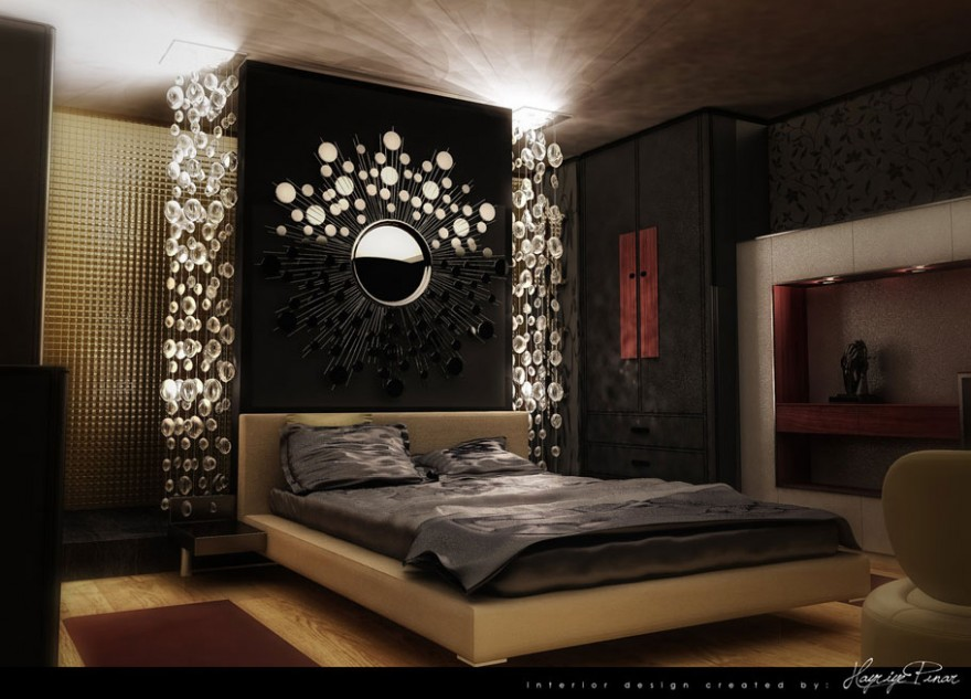 Glamorous Bedroom Ideas Decorating 3 Cool Decorating Design