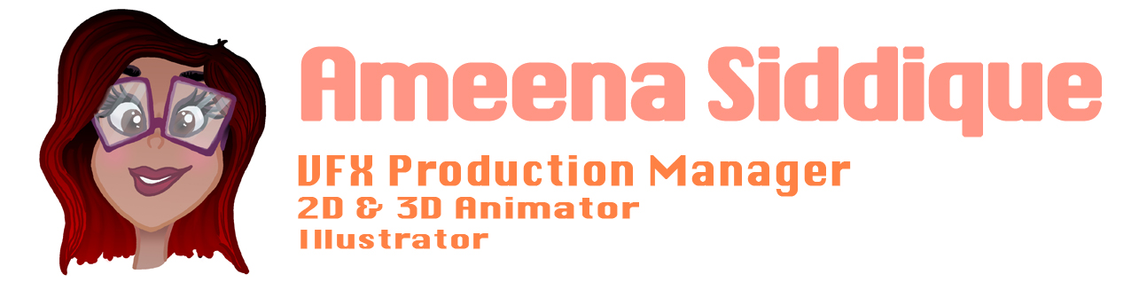 Ameena Siddique Animator