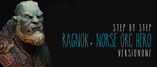 Massive Voodoo - Step by Step: Ragnok, Norse Orc Hero, version 1