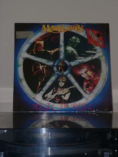 Vinyl Marillion