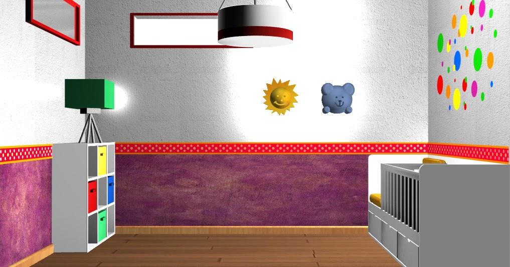 Dise o de cuartos infantiles decoraci n de habitaciones - Disenos habitaciones infantiles ...