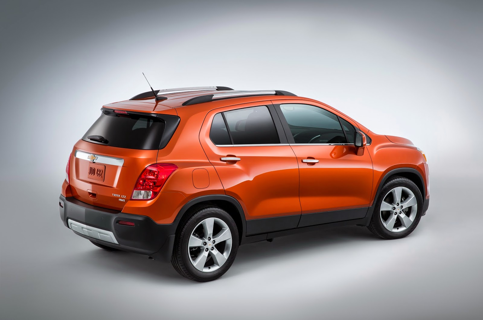Chevrolet Announces 2015 Trax Small SUV
