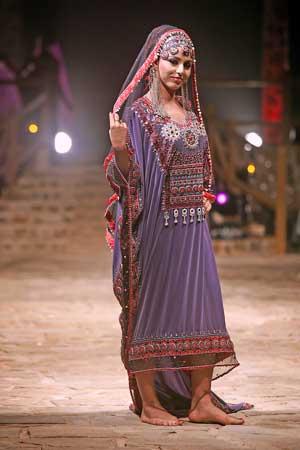 Wonderful Omani Women Clothing Omani Dress Is Like Any Dress