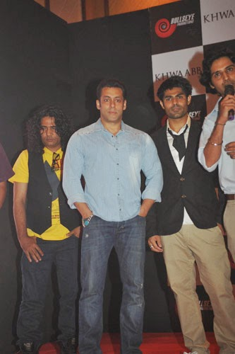 Salman Khan at Khwabb Music Album Launch Event