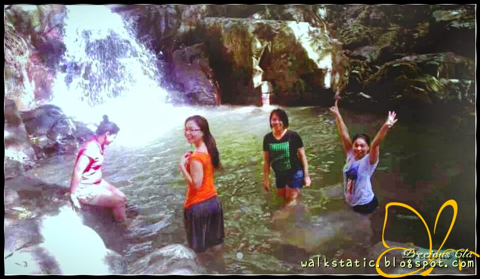 Kionsom Waterfall
