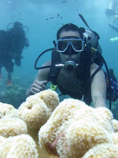 Day 137: Scuba Diving in Davao