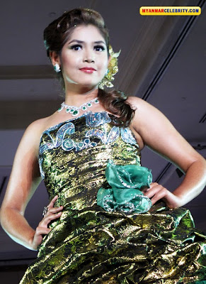 Photo Model: Wedding Dress Show By Aroma (Zulu Studio), Yangon