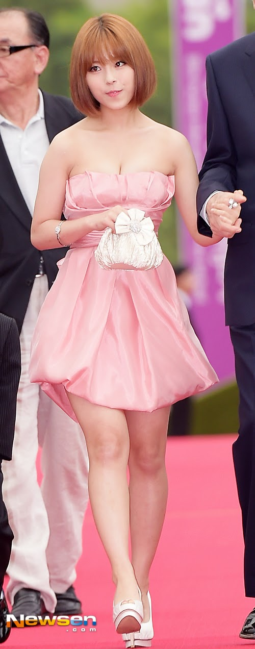 Dohee (도희) at the 18th Puchon International Fantastic Film Festival (PiFan) 2014