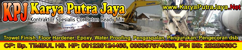 JASA FLOOR HARDENER | PENGECORAN READY MIX | EPOXY FLOORING | TROWEL KARYA PUTRA JAYA