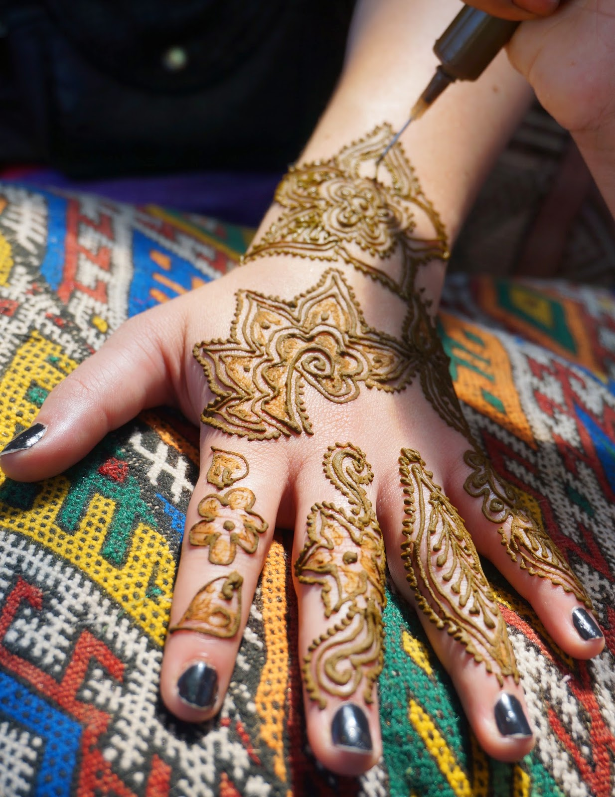 a research on the purposes of the body art of henna Body art-gender roles and social status, or simple storytelling 1 are obtaining body art for the sole purpose of decoration research question in this.