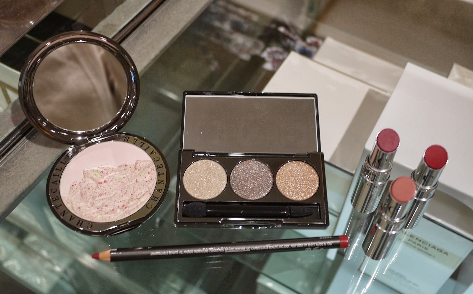 Best Things in Beauty: Chantecaille Diamonds Eye Shadow Trio from ...