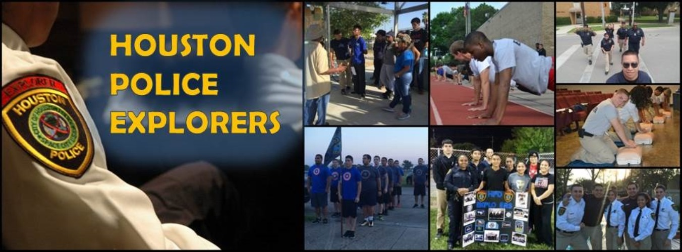 Houston Police Explorers