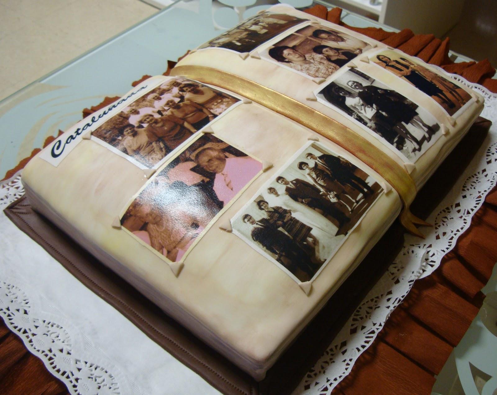 Dulcear t tarta lbum fotos - Decoracion de album de fotos ...