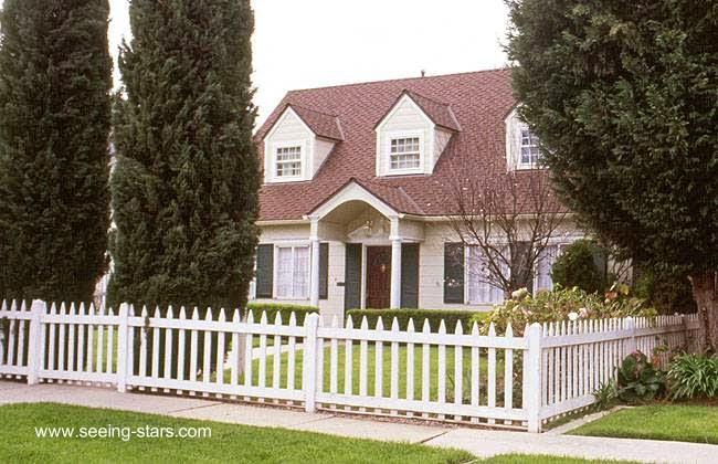 Casa residencial americana de la película American Pie
