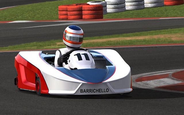 Game Stock Car Kart Racing