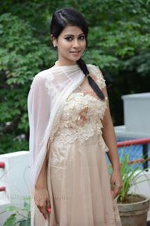 Sharmila Mandre pos at Kevvu keka SM 005.jpg