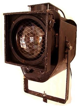 lampara vintage foco de cine online