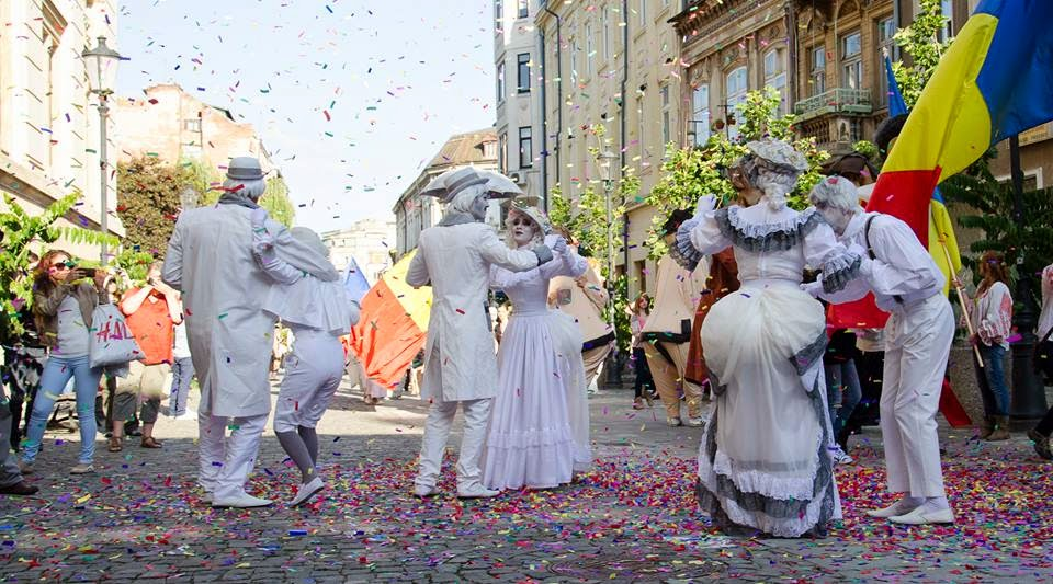 """Festivalul """"Bucureştii lui Caragiale"""", evenimente culturale, Centrul Vechi,  I.L.Caragiale, La Conu' Iancu"""