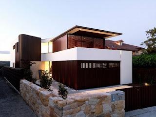 model rumah minimalis australia