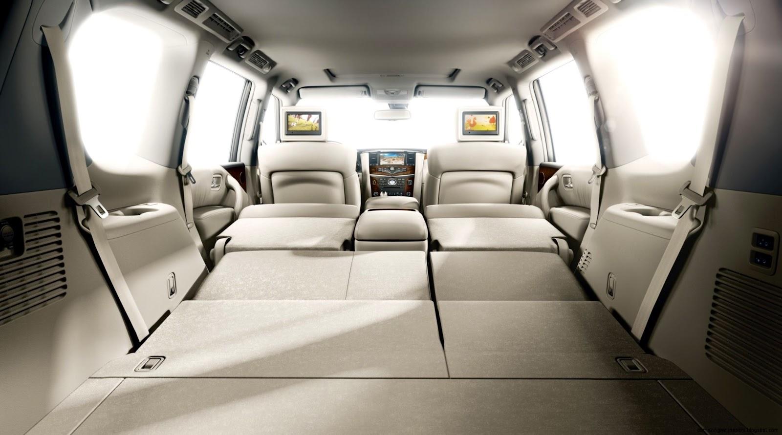 2014 Infiniti QX80 Interior