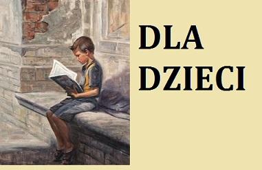 Literatura dla dzieci :)