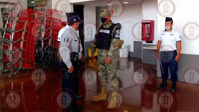 """Continua IPAX en operativo """"Antisaqueo"""" durante emergencia sanitaria por COVID–19"""