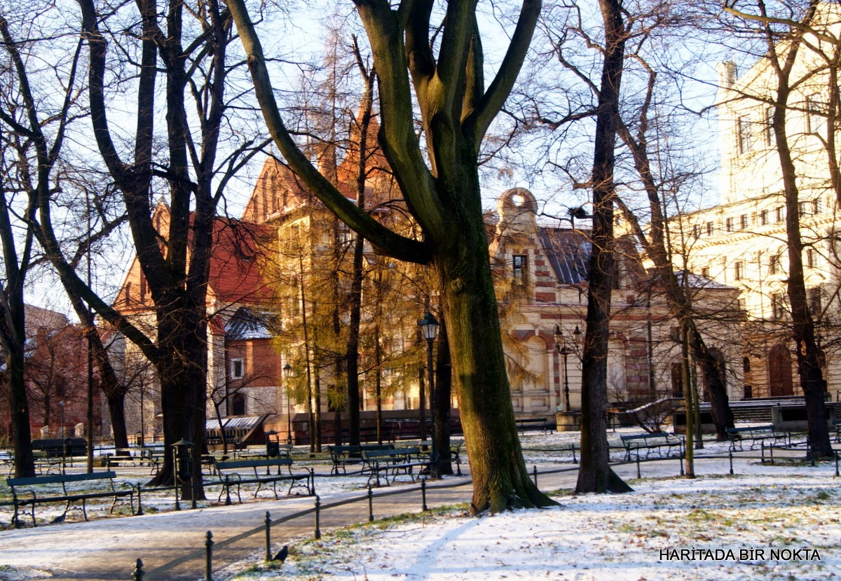 krakow park