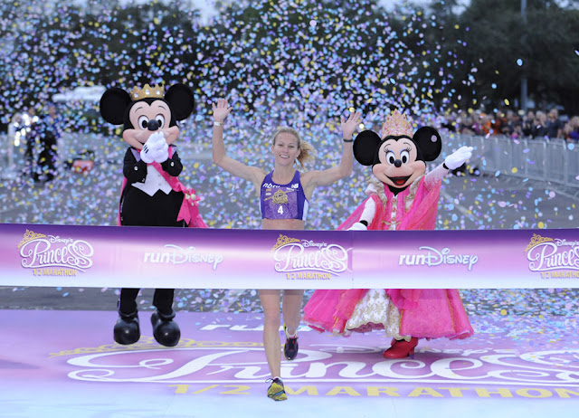 Corrida Maratona das Princesas Disney Orlando