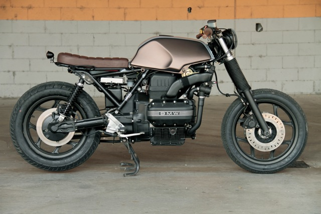 bmw k75 tatanka return of the cafe racers. Black Bedroom Furniture Sets. Home Design Ideas
