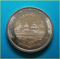 2 Euros España 2013