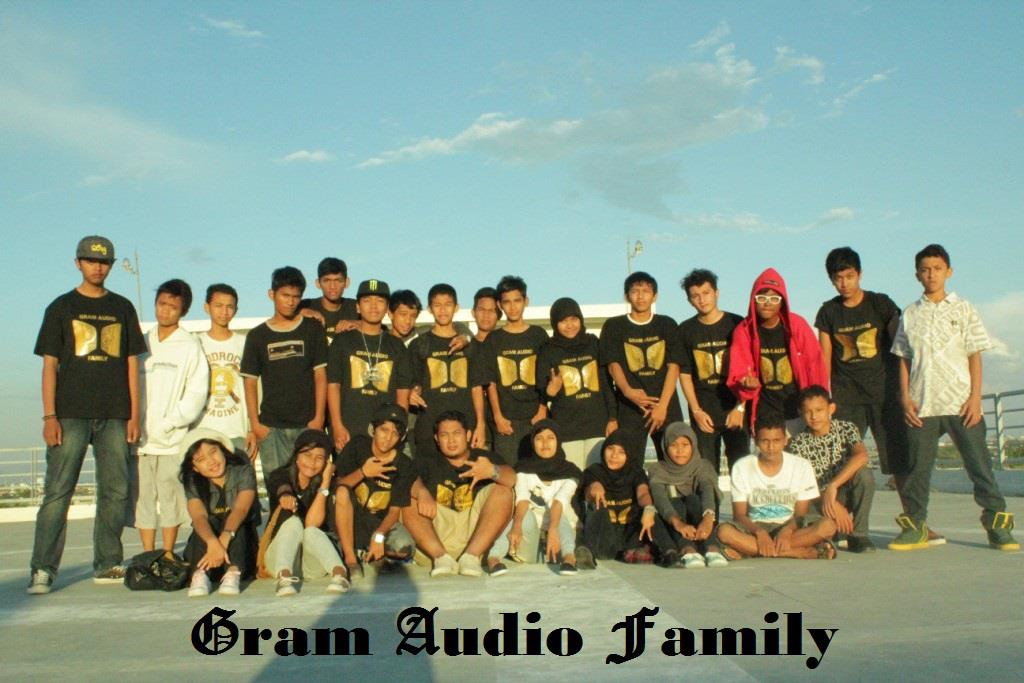 Komunitas Gram Audio Family (Ist)