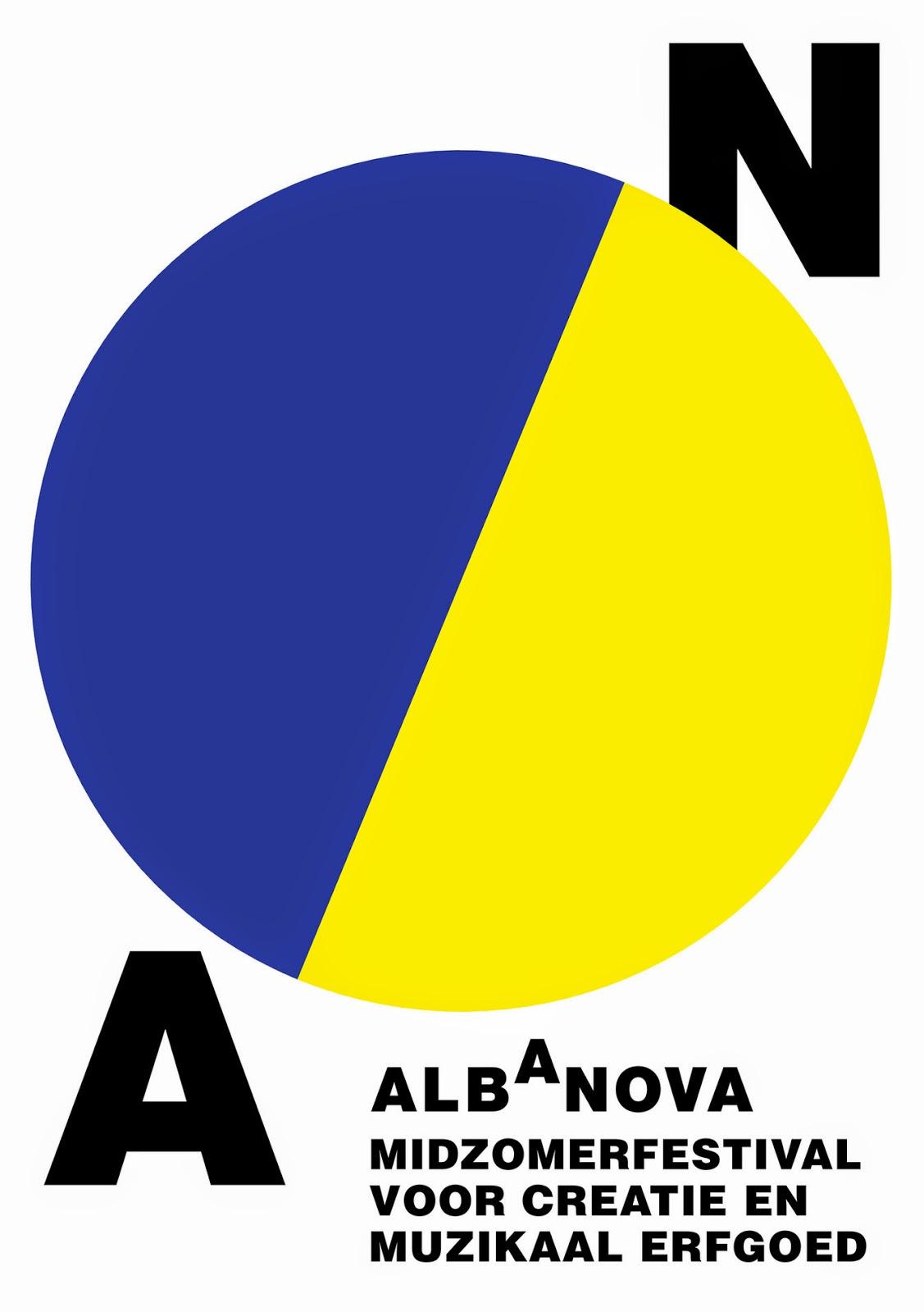 AlbaNova (Nu zondag 29 juni is Bilzen opnieuw The Place To Be voor liefhebbers van avontuurlijke muziek)