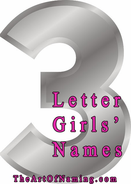 The Art of Naming: Cool 3 Letter Names for Girls