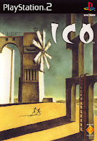 Capa do game ICO para PlayStation 2