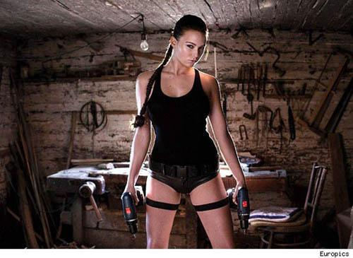 Grab It Tomb Raider Girls