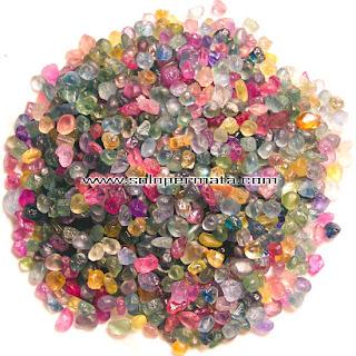 Artikel Batu Permata Sapphire Corundum