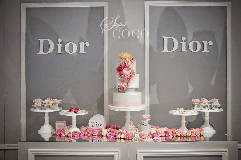 Party Inspirations Miss Zoe Dior 1st Birthday By Styled By Coco