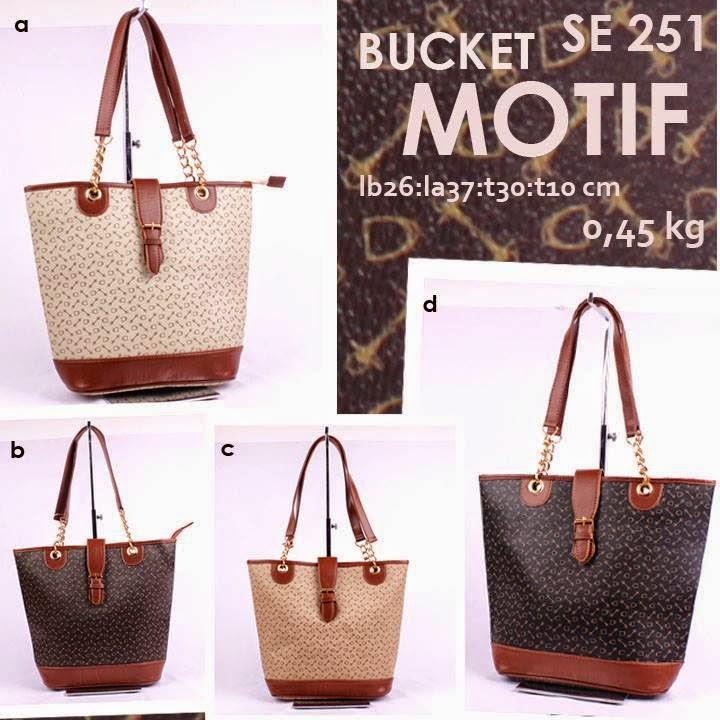 handbag cantik motif