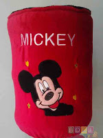 Sarung galon mickey mouse