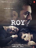 Mysterious Ranbir Kapoor, Jacqueline Fernandez and Arjun Rampal in Roy movie poster
