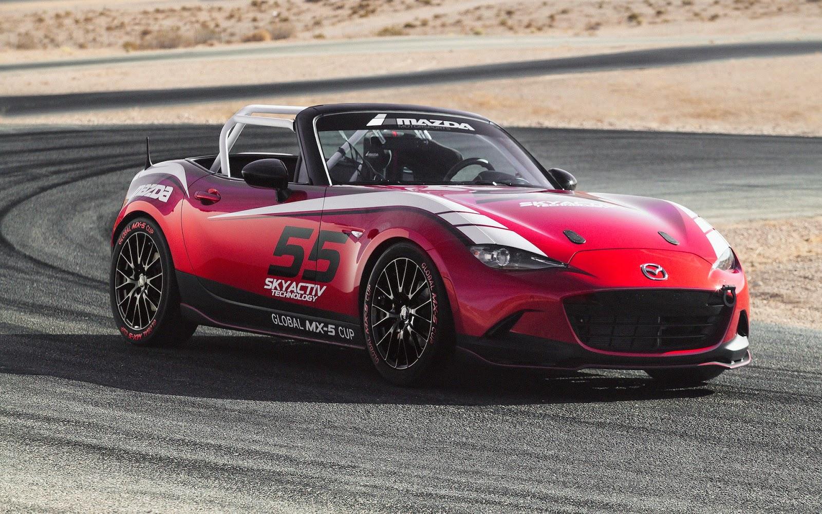 2016 Mazda MX 5 Cup