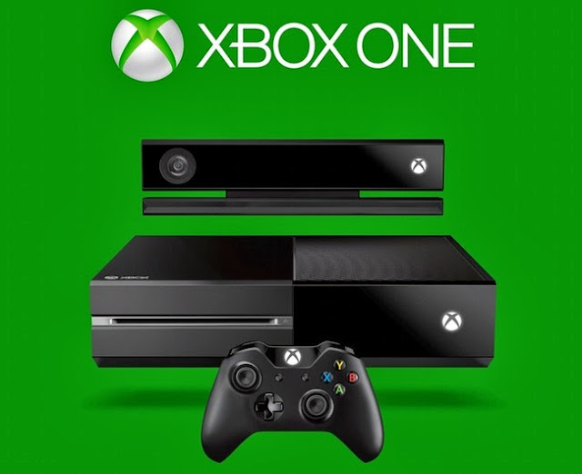 Microsoft Xbox One games console launches on November 22nd 2013