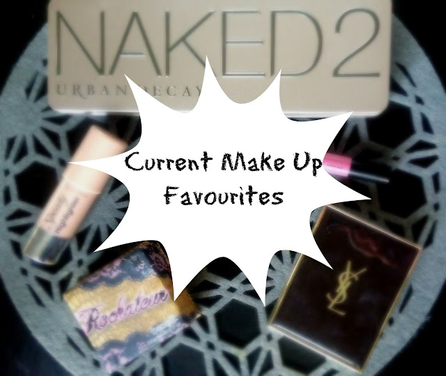 Current Make Up Favourites